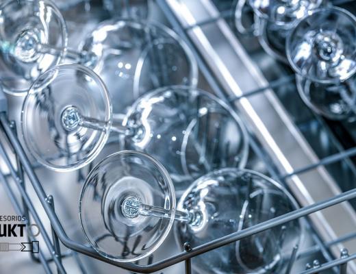 Cómo cuidar del lavavajillas